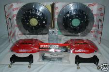 StopTech BBK Front 332x32 ST-40 Mazdaspeed3 07 08 09 83.553.4600.71