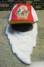 New Walt Disney Parks GRUMPY Oversize Trucker Costume Hat with Beard - Adult