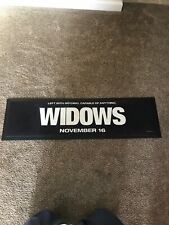Widows Movie Bar Mat Beer Wine Drinks Party Mat