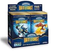 36pk Skylanders Battlecast Booster Master Box - Android & iOS Trading Cards Game