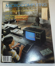 Kilobaud Microcomputing Magazine Learning With Computers September 1981 111314R