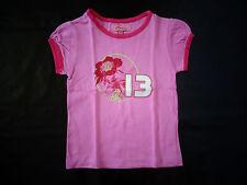 Tee-shirt rose 5 ans Mini Stéréo - comme NEUF jamais porté, juste lavé