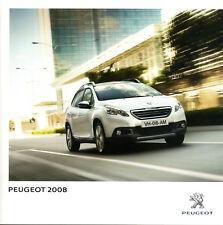 Peugeot 2008 Catálogo presentación