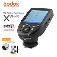 US Stock Godox XPro-P 2.4G TTL Wireless X System Flash Trigger for PENTAX Camera