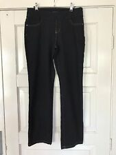"Womens STRETCH KATIES ""PULL ON"" JEANS SIZE 10 NEW!"