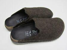 Birkenstock Betula Brown Tweed Clog / Mule Sandals Shoes sz. 7 style 245