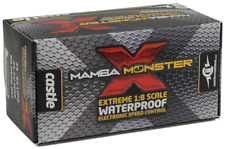 Castle Creations Mamba Monster X  Electric Speed Control 1/8 Scale 1/10 Scale