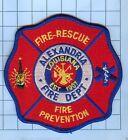 Fire Patch - Alexandria