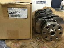 New OEM Crankshaft for 2004-2007 Subaru WRX STi  1998-12 Legacy Forester Outback