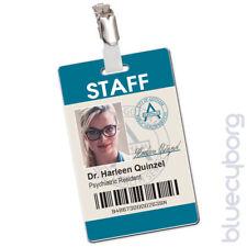 Arkham Asylum Novelty ID - Harleen Quinzel