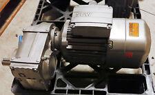 SEW F47 DRE90L4BE2HF 2HP Gear Motor 1740/125 RPM