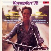 """BERT KAEMPFERT """"KAEMPFERT 76"""" CD 12 TRACKS NEW+"""