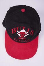 Chicago Bulls Cap Hat AJD SnapBack Signature 90s Vintage Vtg