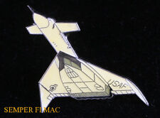 XB-70 VALKYRIE HAT LAPEL PIN Prototype BOMBER NASA US AIR FORCE NORTH AMERICAN
