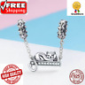 925 Sterling Silver suits PANDORA CHARM BEAD 925 STERLING SILVER LOVELY CAT NEW