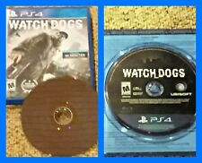 Watch Dogs PS4 (PlayStation4, 2014) NEW