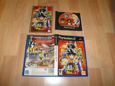 SUPER DRAGON BALL Z DE CRAFTS & MEISTER - BANDAI PARA LA SONY PS2 EN BUEN ESTADO
