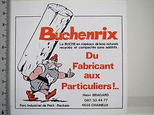 Aufkleber Sticker Buchenrix - Du Fabricant aux Particuliers Henri Bragard (2830)