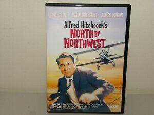 North By Northwest - DVD - LIKE NEW - REGION 4