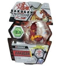 Bakugan Armored Alliance Dragonoid Gate-Trainer New BakuCores Character Card NEW