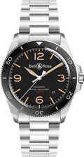 BRV292-HER-ST/SST | Brand New Bell & Ross Vintage Steel Heritage Men's Watch