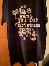 Cheap Trick I Want You For Christmas T-shirt Size Xl Fan Club Special New!