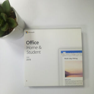 Microsoft Office 2019 Home And Student Windows PC  Lifetime Key