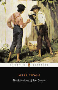 The Adventures of Tom Sawyer by Mark Twain (Paperback, 1986)