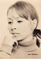 uralte AK Deutsche Schauspielerin Jutta Hoffmann //55