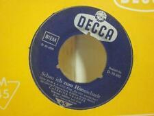 "Caterina Valente(7"" Vinyl)Schau Ich Zum Himmelszelt-Decca-D 18 982-VG/VG"