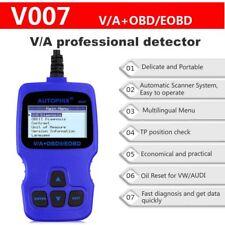 ABS SRS Code Reader OBD2 Scanner EPB OIL Reset Diagnostic Tool For VW/ Audi v007