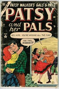 Patsy and Her Pals #7 (1953) - 1.0 FR *Morris Weiss Cover/Pre Code*