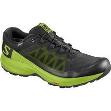 Salomon hombre Xa Elevate Gore-Tex sendero correr zapatos zapatillas negro