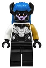 LEGO SUPER HEROES INFINITY WAR MINIFIGURE PROXIMA MIDNIGHT 76104 HULK BUSTER