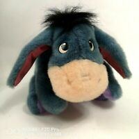 """Disney Fisher Price - ASK ME MORE EEYORE - Interactive Soft Plush Stuffed Toy 9"""""""