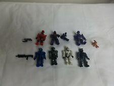 Halo Mega Blocks Figures Lot 1
