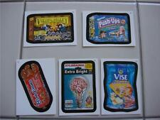 Wacky Packages ALL 5 Bonus Stickers  ANS 5 IN STOCK!