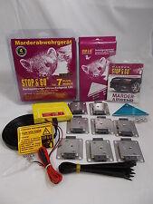 Marderschutz Marderabwehr 07566 Stop & Go + Erweiterungsset + Befestigungswinkel