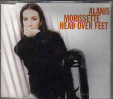 Alanis Morissette-Head Over Feet cd maxi single