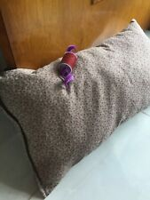 Home Made Pet Pillow with Toy