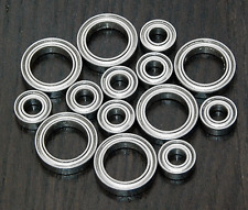 (14pcs) HPI 1:10 BRAMA 10B 4WD BUGGY Metal Sealed Ball Bearing Set