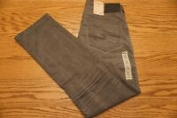 NWT MEN'S SILVER JEANS Multiple Sizes Grayson Easy Fit Straight Leg Grey