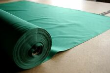 GREEN SCREEN MATERIAL - FABRIC - 1M L 150cm W - COTTON DRILL - UK MADE