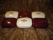 Fenjala 6 Gästeseifen im Dufttresor (Seifendose) a 44g 3 x Fresh und 3 x Creme