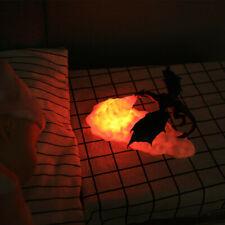 3D Fire-Breathing Dragon Night Light neu