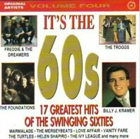 Various - It's the 60s Vol1 (CD) (1993)