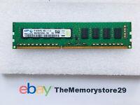 1 x 4GB Stick DDR3 ECC Memory Module PC3L-12800 1600MHz 240 Pin DIMM