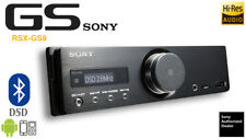 Sony RSXGS9 High-Resolution Audio Digital Media Receiver With Bluetooth
