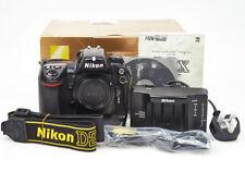 Cámara Digital Nikon D2x 12.4MP DSLR Cuerpo d 5075089 En Caja
