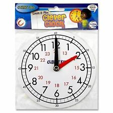 Clever Kids imparare & PLAY Orologio magnetico